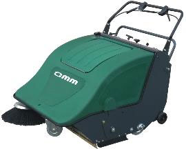 Sweeping Machine - battery operated